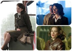 Bramblewood Fashion ❘ Modest Fashion Blog: Achieving Peggy Carter's look from Captain America: The First Avenger