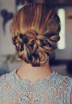hairdos for shoulder length hair