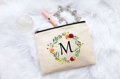 Mother of the Bride Makeup Bag Mother of the Bride Gift Bride Gift Wedding Decor Makeup Bag Cosmetic Bag Mother of the Bride Mom Gift Bride Makeup bag Bride cosmetic decor gift Makeup Mom mother wedding Wedding Makeup Tips, Natural Wedding Makeup, Wedding Makeup Looks, Bridesmaid Makeup Bag, Bridesmaid Gifts, Bridesmaids, Day Makeup, Bride Makeup, Makeup Ideas