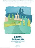 Press forward with a steadfastness in Christ