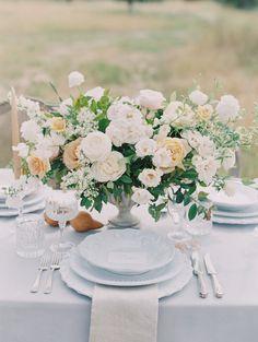 Photography: Carmen Santorelli Photography - http://www.stylemepretty.com/portfolio/carmen-santorelli-studio Read More on SMP: http://www.stylemepretty.com/2015/06/10/romantic-ethereal-wedding-inspiration/