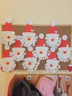 Cute Kids Crafts, Holiday Crafts For Kids, Diy And Crafts, Arts And Crafts, Paper Crafts, Mary Christmas, Christmas Tree Crafts, Christmas Time, Christmas Decorations