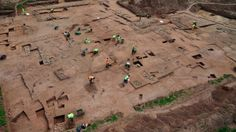 Lost medieval mansion found at UK construction site