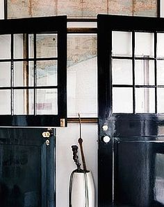Russell - these are the mirror image dutch doors we would like.  I need to supply the hardware
