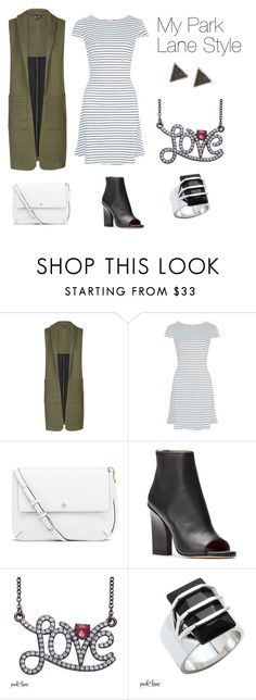 """""""My Park Lane Style"""" by parklanejewelry on Polyvore featuring Topshop and Tory Burch"""
