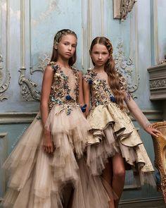 Luxury ❤️ hair accessories @like_sherry @likesherry_kids   @MischkaAoki Fall Winter 17 Collection ✨ . Photo by @oksanaseregina Hair/Makeup @zhenyamuah . #MischkaAoki #FallWinter2017 #HauteCouture #Luxury #Craftsmanship #Details #Couture #embroidery #handwork #golddress