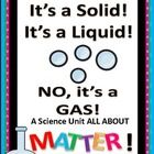 HOLY MATTER! Folks this file is jammed packed with tons of hands on Matter Science Learning! It is everything you need to teach the 3 states of matter and so much more!  This file is a 41 page Matter Unit containing basic exploration experiments and response sheets. This file is aligned with the Common Core Essential Standards below.  2.P.2 Understand properties of solids and liquids and the changes they undergo.  $5.99