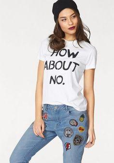 Only Statement- T-Shirt online kaufen | OTTO