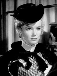 Marilynin a scene from O.Henrey's Full House~1952