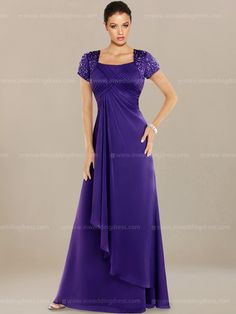 The best place to buy custom tailored modest mother of the bride dresses online. Worldwide shipping!