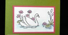 Swan Lake - Stampin' Up!