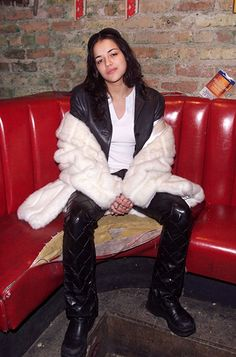 Michelle Rodriguez at an event for Girlfight (2000)