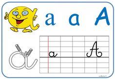 Affichage écriture Alphas/ cursive 2012/2013 cf : mon cp avec papyrus