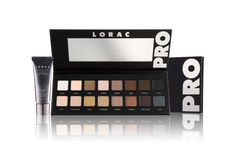 Obsessed: LORAC PRO Palette - I love the color combo ideas!