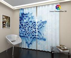 Fotogardinen Foto-Vorhang Vorhänge in Luxus Fotodruck 3D bei Ebay.de kaufen. Kostenlose Versand.