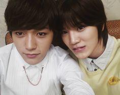 myungsoo/sungjong