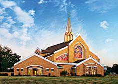 | St. Paul the Apostle Catholic Church – Nassau Bay Nassau Bay, Texas