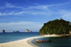 Ko Khai Beach.