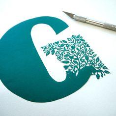 Papercut Initial
