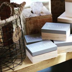 Awesome artisan storage boxes from Chickidee Homeware. We love these for keeping our little treasures safe. #interiordesign #decor #homewares
