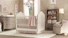 Nursery Design Tips From Restoration Hardware Catalog | POPSUGAR Moms