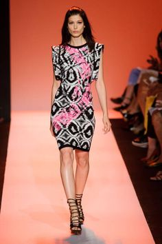 Herve Leger Spring 2015 Ready-to-Wear Collection