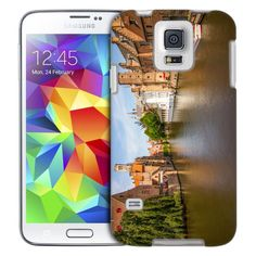 Samsung Galaxy S5 Canal in Bruges Belgium Trans Case