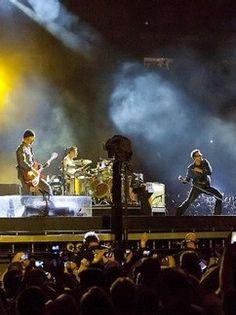 U2- Elevation tour