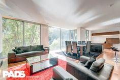 Espectacular apartamento con bonito diseño interior ubicado a unos cuantos pasos del Parque de la 93, Chicó Reservado, Bogotá