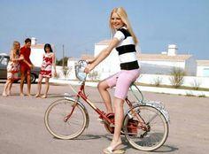 Shoppin bike, 60's style