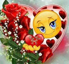 For you Ivet. Emoticon Faces, Funny Emoji Faces, Funny Emoticons, Images Emoji, Emoji Pictures, Love Images, Love Pictures, Cute Good Morning Pictures, Text Messages Love