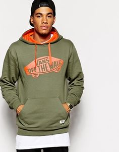 Vans Off The Wall Logo Hoodie