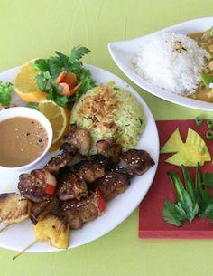 LOVING HUT (Veganes Asiarestaurant, Markusstrasse 2)