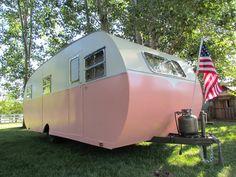 Vintage Camper Trailers - Vintage Camper Trailers