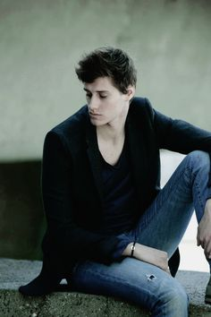 [FC: Jean Baptiste Maunier] Hey, the name's Ben. Listen, I'm a busy guy, so I don't have much time to talk. I'll give you what you need to know about me. I've been camp's Guardian for about four years, and when I'm not doing that, I'm monster hunting. If you wanna tag along, let me know. [Weapon: Katana, Pistols] [Hecate: 21, Bisexual Cisgender, Taken Sierra)] [Pure] [ + Intelligent, Calculated, Understanding] [ - Ruthless, Overly Serious] [Higher Magic, Divination][Elite Fighter/Monster…
