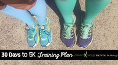 I'm hosting the 30 Day 5K Training Challenge this month. You don't have to be in DC to participate, you can be anywhere in the world. We can train, walk/run, and achieve our goals together…virtually!