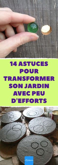 14 astuces pour transformer son jardin avec peu d'efforts Family Room Curtains, Lounge Curtains, Vintage Trailers, Vintage Travel Posters, Decorating Blogs, Permaculture, Vegetable Garden, Outdoor Gardens, Woodworking Projects