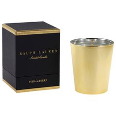 Ralph Lauren Home Classic Pied-A-Terre Single Wick Candle