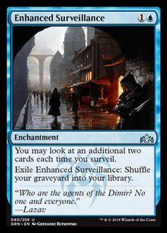 NM MTG Guilds of Ravnica Discovery //// Dispersal