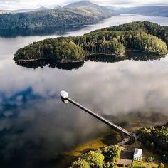 Lake St Clair Tasmanie ©stugibson