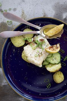 Fisch-Rezept von @karolinehatt // Fish-recipe by @karolinehatt