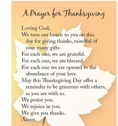 11 Best Thanksgiving Prayers! #thanksgivingprayers #bestthanksgivingprayers #thanksgiving #prayers