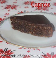 La cucina di Cristina: La Caprese ... da compleanno Desserts, Blog, Deserts, Dessert, Blogging, Postres