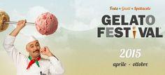 Gelato Festival 2015 - Tutto il programma