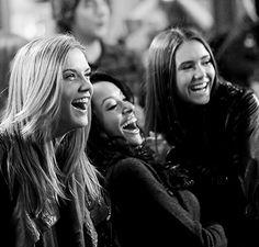 Jenna, Bonnie, and Elena