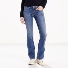 715 Boot Cut Jeans | Blue Vista |Levi's® United States (US)