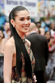 Tao Okamoto Photos - 'The Wolverine' Premieres in London — Part 7 - Zimbio