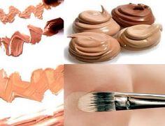Escoge tu tono perfecto de acuerdo a tu color de piel