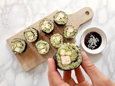 I Love Health | Healthy sushi | http://www.ilovehealth.nl