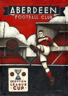 Aberdeen wallpaper.